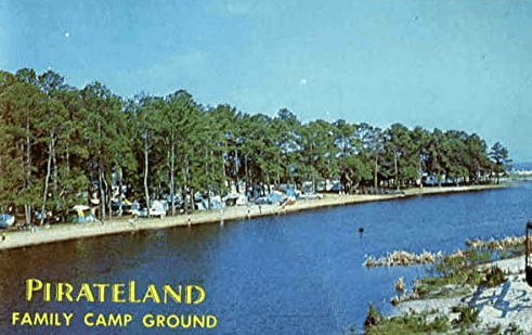 Pirate Land Campground