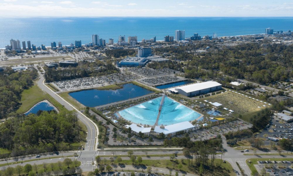 SC's First Man-Made $41 Million Surf Park Coming to MB in 2022