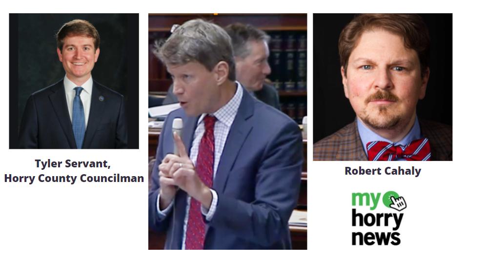 Senator Rankin & Associates Sued For Dirtiest Campaign In S.C. History