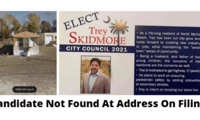 Trey Skidmore