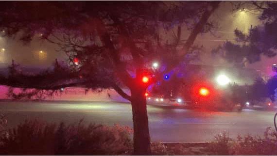 Fire In North Myrtle Beach