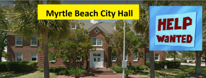 Myrtle Beach CIty Hall