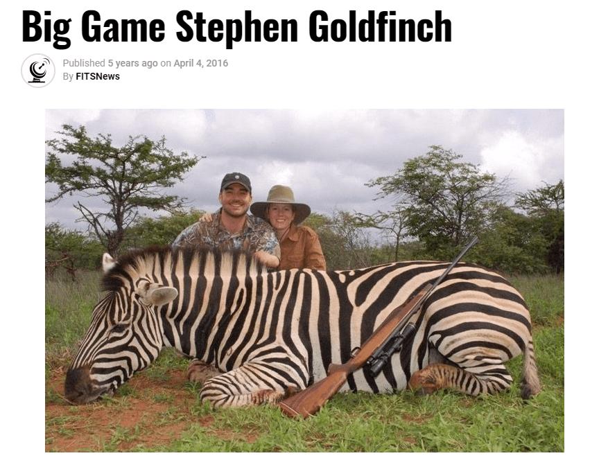 Stephen Goldfinch